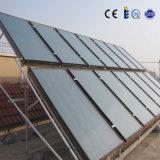 Aletas de cobre de paneles solares para calentamiento de agua de 100 litros