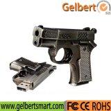 MiniMetal Gun USB Memory Stick für Kids Gift