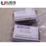 Aletta del carbonio di 90135200007 Wn 124-161 per il pulsometro del Becker Dt4.40