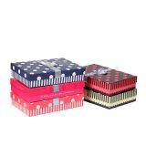 La caja de regalo personalizado Caja de Papel Regalo de Cumpleaños de la bolsa de embalaje de dulces