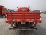 최신 판매 HOWO 4X2 140PS 17FT 화물 트럭
