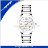 Montre-bracelet montres blanc Mens Style Watch