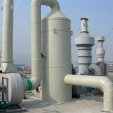 FRPのガラス繊維の酸霧の浄化タワー