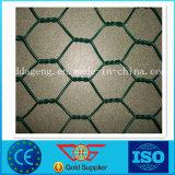 Engranzamento de fio galvanizado retangular