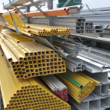 Fibra de Vidrio FRP GRP Perfil pultrusión Cable de fibra de vidrio escalera