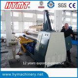 W11H-20X3200 hidráulica 3 Rolos Máquina de rolamento de curvatura de chapa de arco