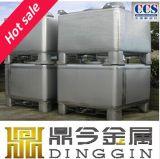 IBC de depósito de Material de acero inoxidable