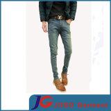 Эластичные установлен протокол Skinny мода джинсы для мужчин (JC3394)