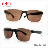 Classico e Hot Sales Bifocal Lens Plastic Sunglasses (wrp504209)