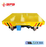Indicador de gran camilla eléctrica de transferencia para transferir materiales pesados en la rampa
