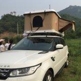 堅いシェル車の屋根の上のテントキャンプSUVのテント