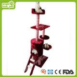 Qualitäts-neuer Auslegung-Form-Unternehmen-Haustier-Produkt-Katze-Baum