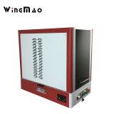 Impresora láser de fibra 20W Máquina de grabado de metal Las etiquetas de oveja de diferentes materiales metálicos grabadora láser de fibra