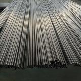 Acero Inoxidable 316L limpiar la pared interior de tubería sin costura Ba