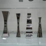 Miroir Finish Handmade Modern Design Unique Forme Stainless Steel Vase