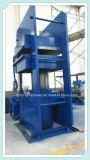 Máquina de goma de la prensa de moldeo para hacer el neumático de goma, plantas del pie