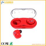 Drahtlose Tws Kopfhörer für Apple iPhone 8/X mit Aufladeeinheits-Kasten