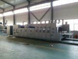 AUTOMATIC High speed Water Ink printer Slotter the Cutting Machine
