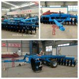 Zwillingsbereifungs-Hochleistungsplatten-Egge für Traktor 130-160HP