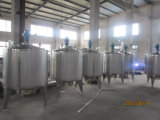 Uht滅菌装置が付いているステンレス鋼の混合タンク