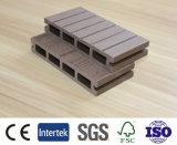 Der meiste Bodenbelag populäre kosteneffektive Produkt-hölzerne Plastikzusammensetzung/WPC des Decking-/WPC für im Freien
