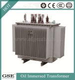 Llena de aceite de alta calidad 33kv S11-M 400kVA de transformadores de distribución de energía