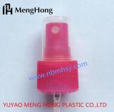 Pulvérisateur en plastique pour brume des doigts pour soins de la peau