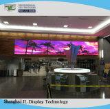 Produtos Mais Vendidos P5 Ticker Display LED para interior