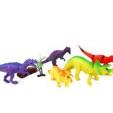 Jouet en plastique éducatif de dinosaur de Wolrd de la Science normale pour des gosses