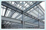 Estructura de acero Industrial prefabricados prefabricados / Almacén / Taller de Construcción de Galpón Industrial
