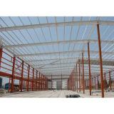 Estructura de acero de la casa del panel de emparedado de la casa prefabricada prefabricada del envase