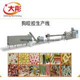 Máquina de procesamiento de tabletas masticables PERRO PERRO masticar los alimentos de la extrusora