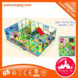 Vervaardiging van de Speelplaats van de Dia Paly van kinderen de Zachte
