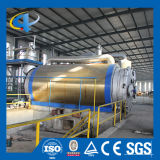 Nessun Pollution Tyre Convert a Oil Pyrolysis Plant