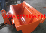 日立Zx120 Excavator (HD-ETB120)のための掘削機Tilting Bucket
