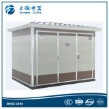 15kv Hulpkantoor van de Transformator van de Kiosk van 630kVA het Elektrische Compacte