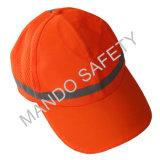100%年のポリエステル反射保安帽