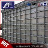 Fundição de alumínio leve e sistema de descofragem