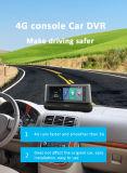 """E02 8 de """" câmera Android do carro DVR de Adas do espelho do gravador de vídeo do carro 4G WiFi 1080P"""