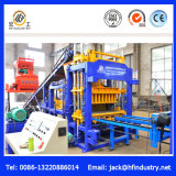 Concrete Fully Automatic Hydraulic Hollow Paving Block Brig Making Machine