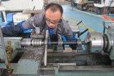 """GF 54"""" de la hoja de aluminio Shell FRP Ventilador de la unidad de la polea para granja porcina/granja avícola"""