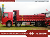 Sinotruk HOWO 8X4 371HP Camion-benne