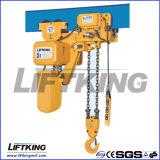 Polipasto de cadena M5 de Trabajo de grado eléctrico con la cadena Fec