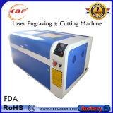 Machine &Engraving de petit du CO2 6040 découpage de laser pour l'acier du carbone inoxidable