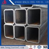 Square Pre-Galvanized Tubo de acero para la decoración
