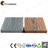 Plancher extérieur Anti-UV de WPC avec les graines en bois 3D
