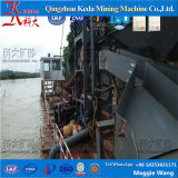 高い回復率のKedaの金のバケツの鎖の浚渫船