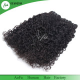 Fabrico de fábrica caracóis soltos de alta qualidade a extensão de cabelo humano