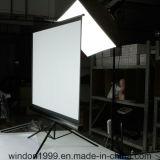 """4: 3 de """" Draagbare Projector van Driepoot 84 trekken het Scherm van de Projectie met Goedkope Prijs uit"""