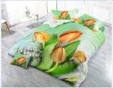 Dispersar Imprimir Índia Malásia Venda quente edredão cobrir lençóis